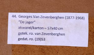Georges Van Zevenbergen