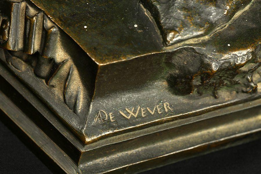 Auguste De Wever - Belgian Art Shop