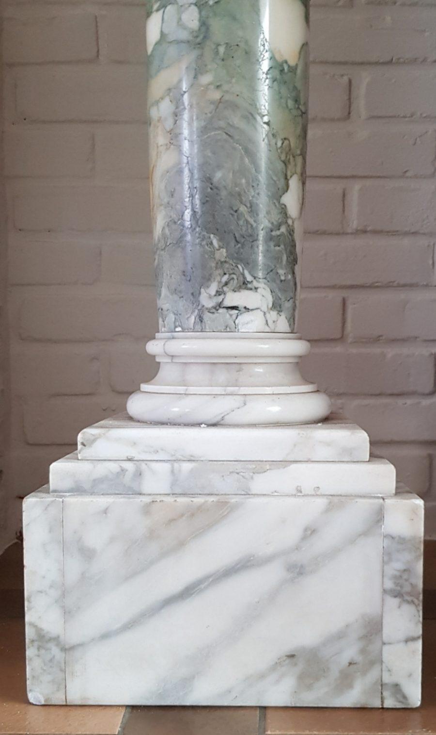 Column pedestal - Belgian Art Shop