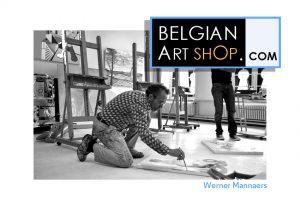 Werner Mannaers - Belgian Art Shop