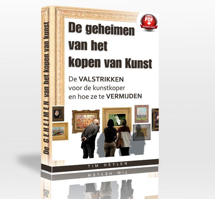 Ebook - Belgian Art Shop