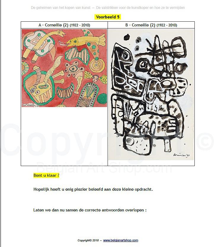 Belgian Art Shop - Ebook