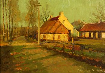 Louis De Saeger - Belgian Art Shop