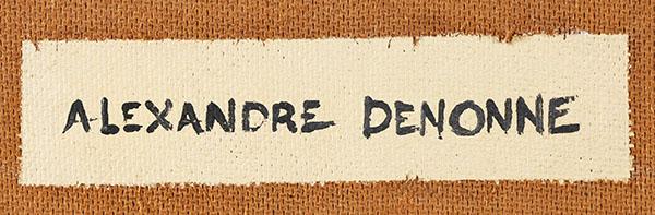 Alex Denonne - Belgian Art Shop