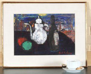 Hubert De Vries - Belgian Art Shop