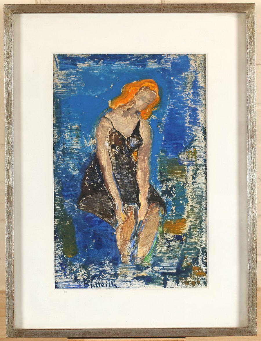 Irène Battaille - Baadster - Belgian Art Shop