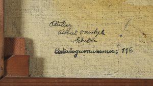 Albert Van Dyck - Belgian Art Shop