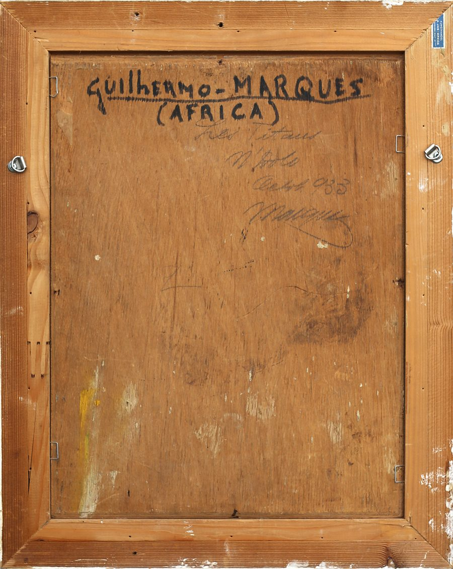 Guilherme Marques d'Oliveira - Belgian Art Shop